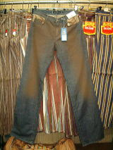 GAS JEANS Ryo Boot Light Flame' Denim 0599 D BJ1C 30inch