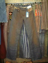 GAS JEANS Ryo Boot Light Flame' Denim 0599 D BJ1C 26inch