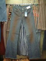 GAS JEANS Vivienne/5 LightFlame'Denim 0599 D BJ1C 28inch