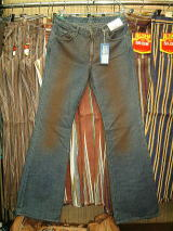 GAS JEANS Vivienne/5 LightFlame'Denim 0599 D BJ1C 29inch