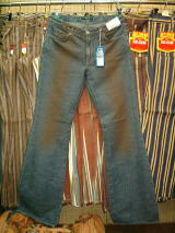 GAS JEANS Vivienne/5 LightFlame'Denim 0599 D BJ1C 31inch