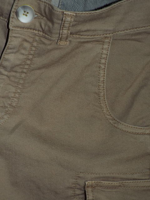 GAS TROUSERS Style No.360632 Material No.070914 STYLE NAME BOB GYM Color 1132 OLD SAND